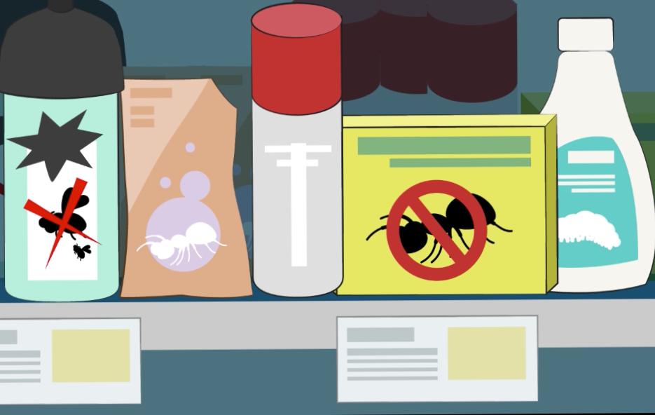 Myrelokkedåser fra supermarkedet virker ikke | MyreExpressen