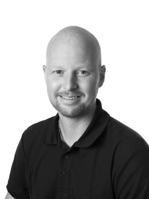 Lars Schäfer fra MyreExpressen Kolding