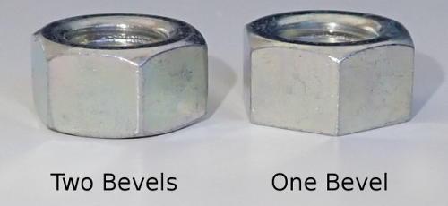 Kawasaki nuts bevels comparison