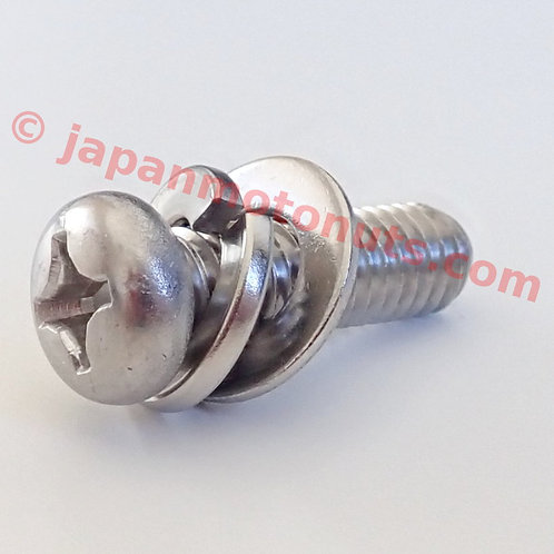 JIS Screw Pan Head Stainless