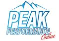 Peak Performance Online Logo - transpare