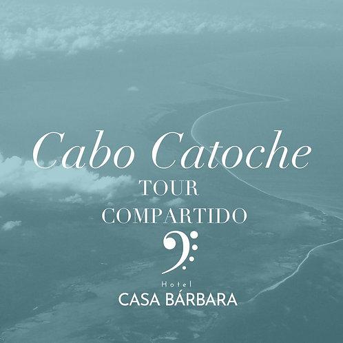 Cabo Catoche -Tour compartido CB