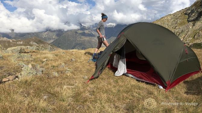 Randonnée autour du Pic d'Ossau             3 Jours / 2 nuits / solo / autonomie / Pyrénées