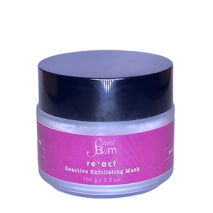 re•act: Reactive Exfoliating Mask