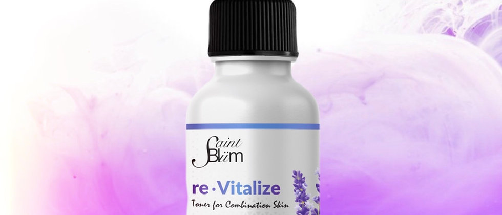 re•Vitalize: Combination Skin Toner