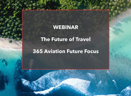 WEBINAR - The Future of Travel