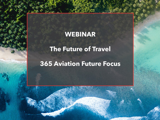WEBINAR - The Future of Travel