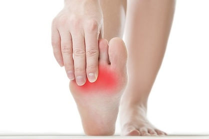 painful feet - oxford chiropody