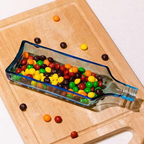 sustainable upcycled snack holder