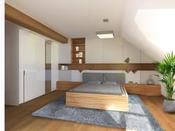 sypialnia I wersja