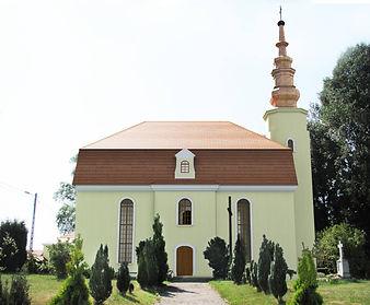 kościół, Gronów