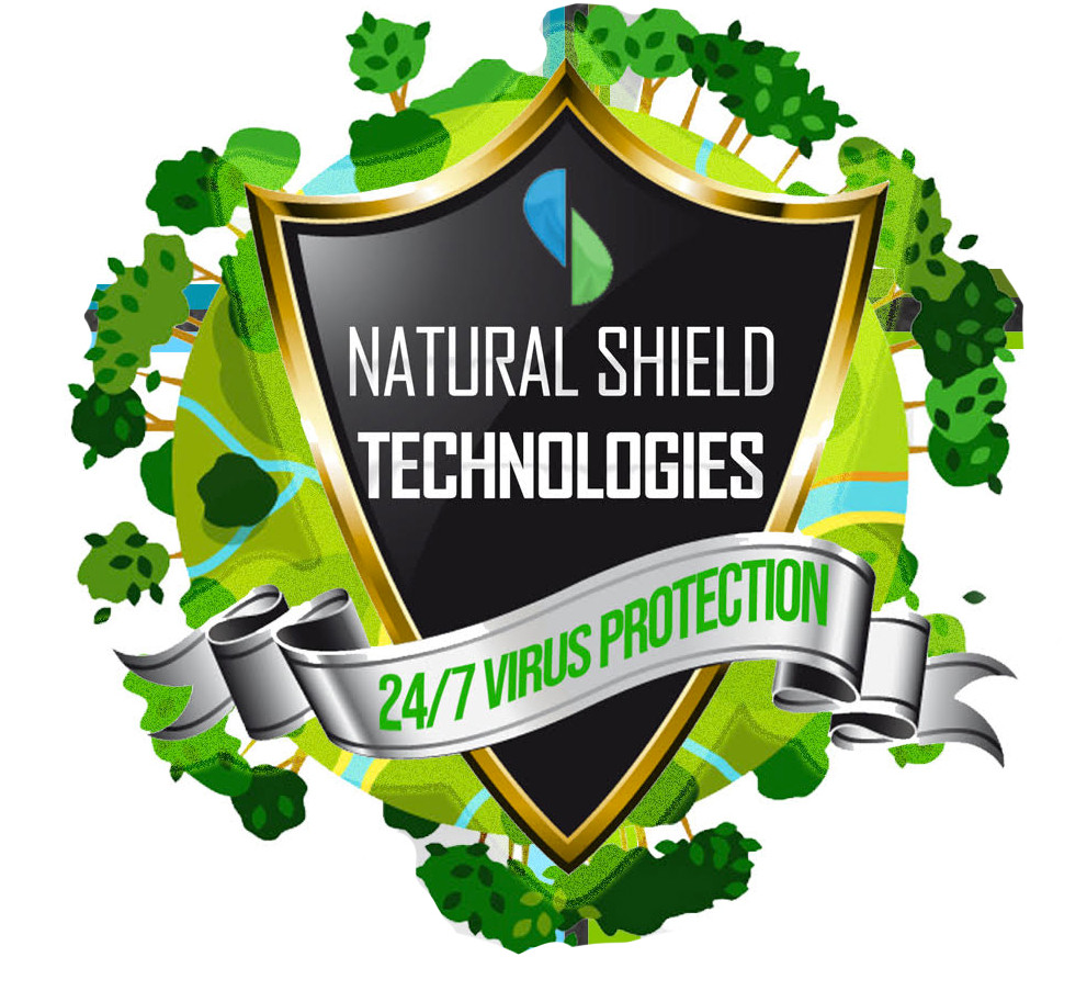 Natural Shield Technology logo design