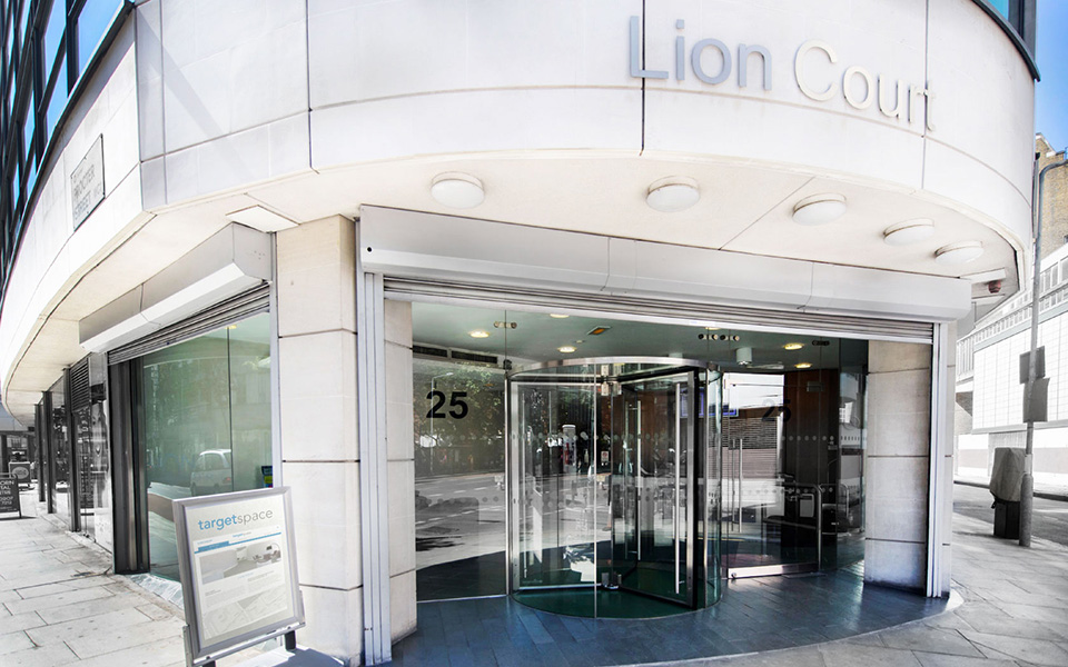 Lion Court, London, OMNI Architects