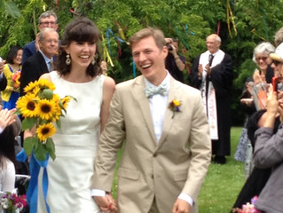 20 Happy Tunes for your Recessional