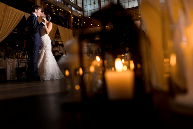 Enrico & Kailyn's first dance as husband and wife
