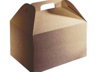 Box lunches: Friendly courtesy or shameful waste?