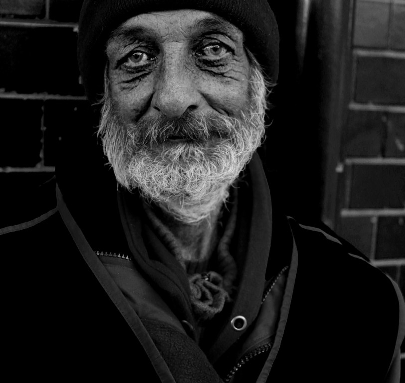 University Project on the Homeless; Pedro