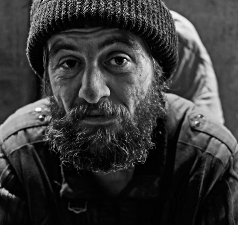 Project on the Homeless; Chris