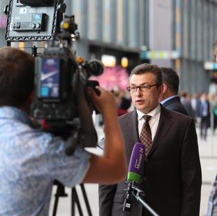 Онлайн трансляция интервью Воронкова С.Г.