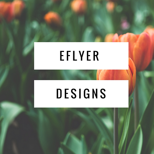 eFlyer Design Services