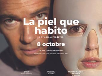 La piel que habito, de Pedro Almodóvar