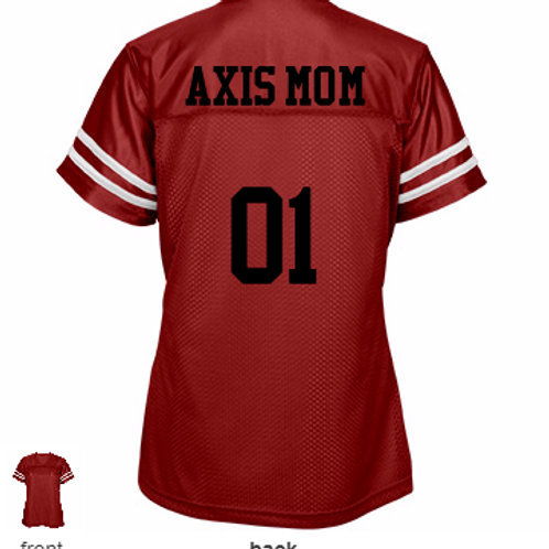 Red Axis Mom Jersey