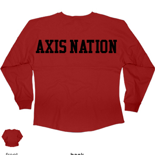 Adult Unisex Axis Nation Shirt