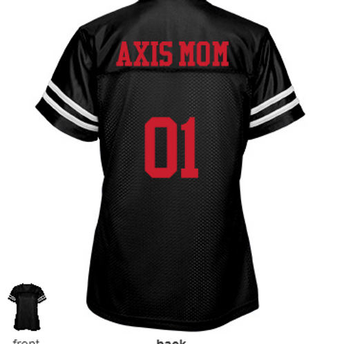 Black Axis Mom Jersey
