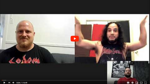 Check out my YouTube interview