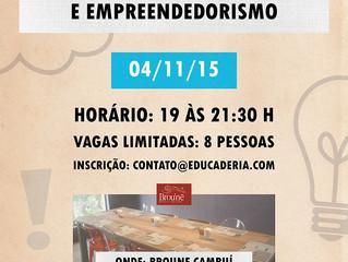 Workshop #1 - Planejamento profissional e empreendedorismo