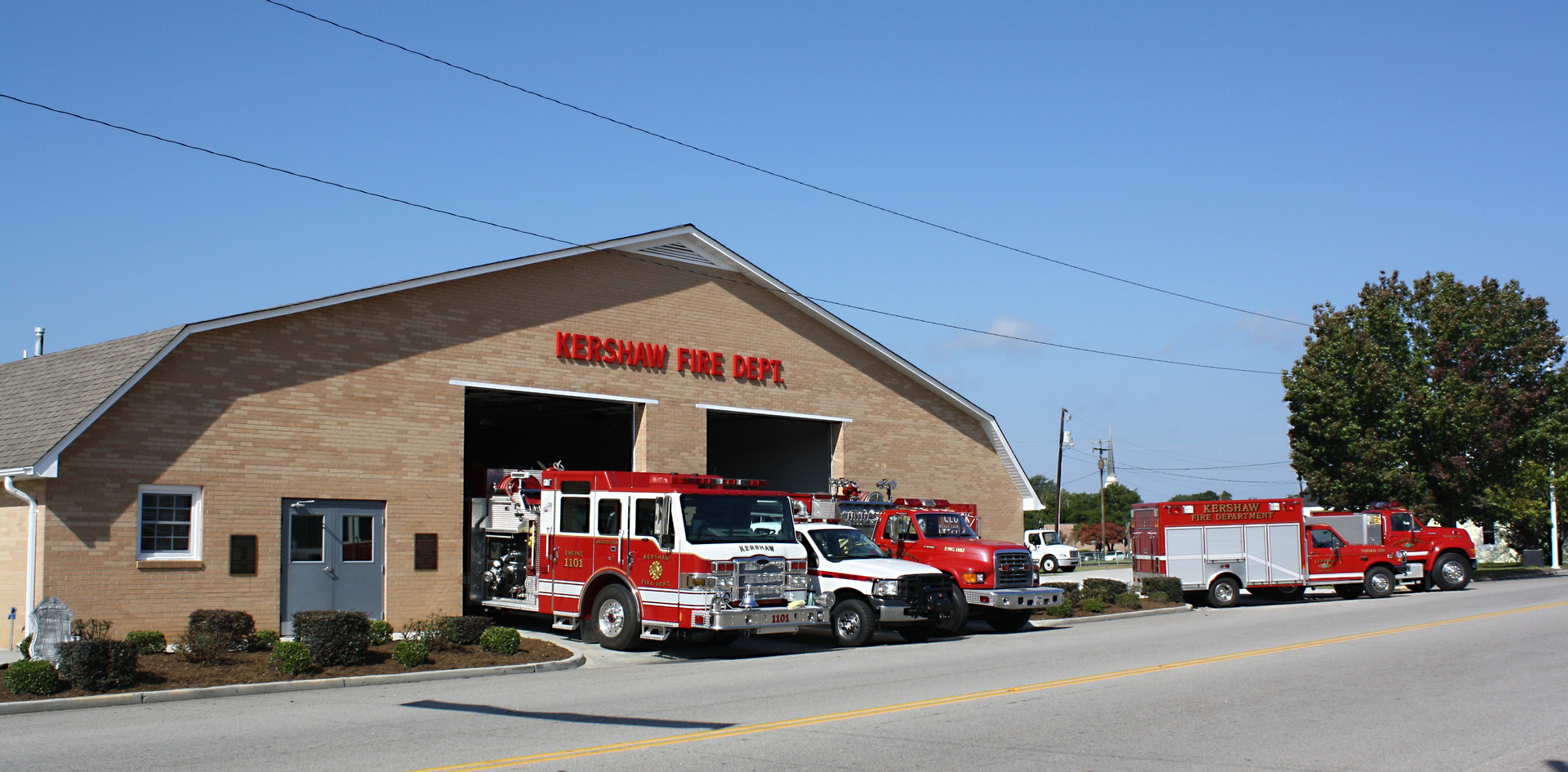 KERSHAW FIRE DEPARTMENT
