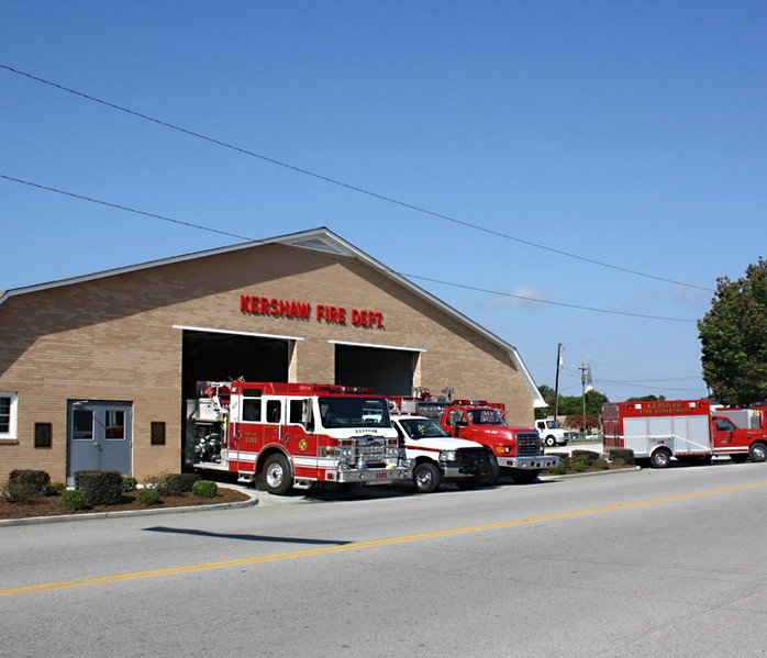 KERSHAW FIRE DEPARTMENT