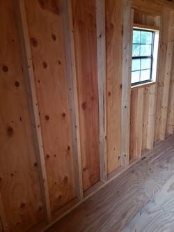 Inside View, Window Cottage