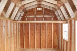 Inside View Barn,Loft, Window