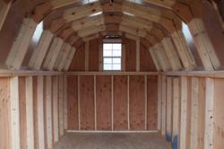 Inside View, Barn, Window