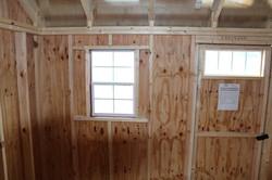 Inside View, Dbl Door, Window