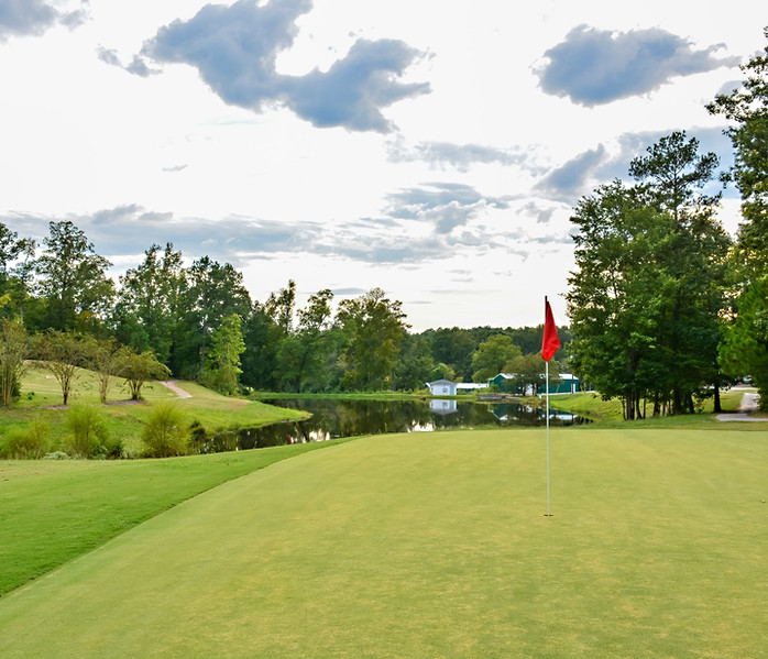 KERSHAW GOLF COURSE