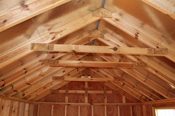 Inside View, Rafters