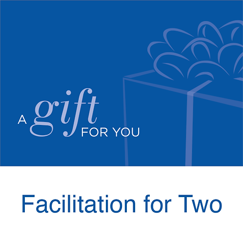Gift Card: Facilitation for Two