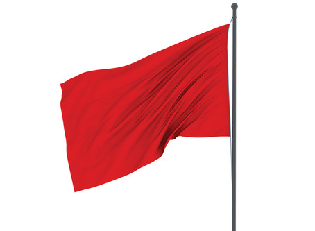 Stop Ignoring Red Flags!