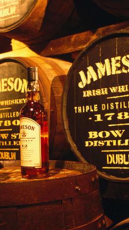 Jameson Irish Whisky Liter