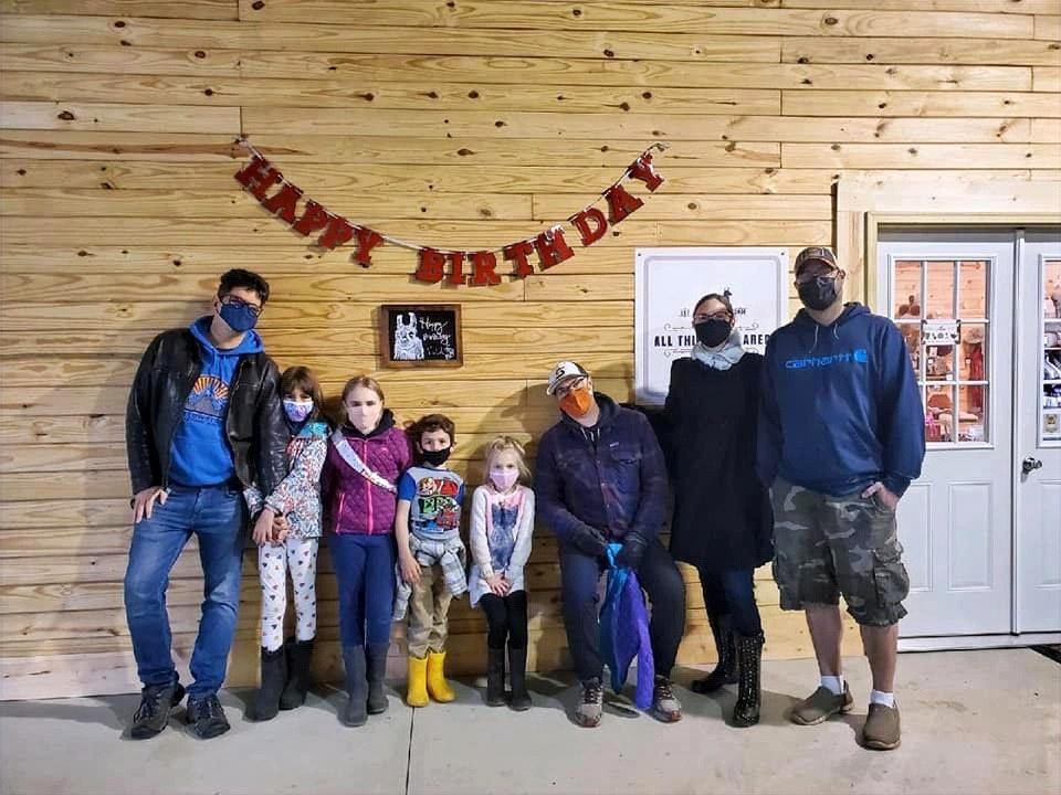 Birthday Party @ Eagle Eye Farm