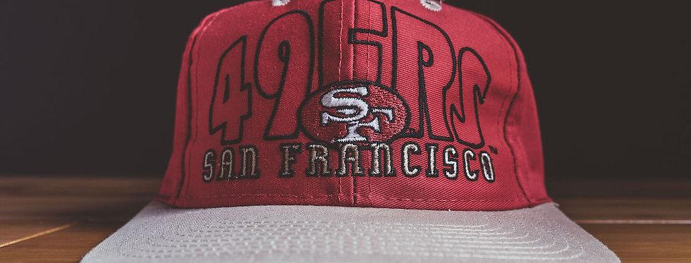 San Francisco 49er's Snapback