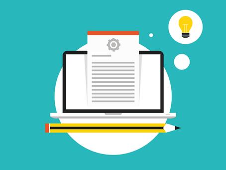 How do I write content for my website?