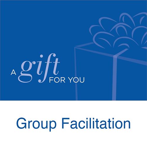 Gift Card: Group Facilitation