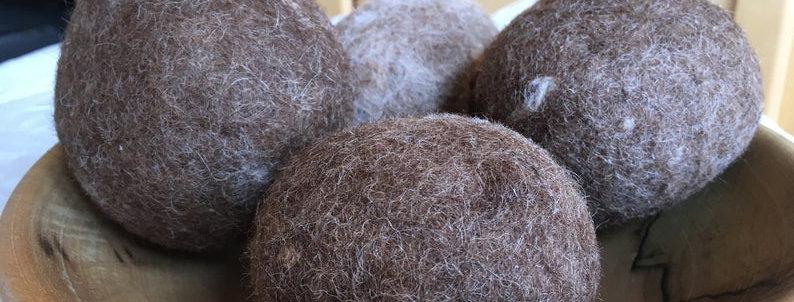 Alpaca Dryer Balls - Pack of 3