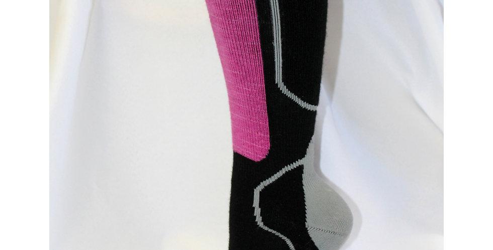 Skier Alpaca Socks