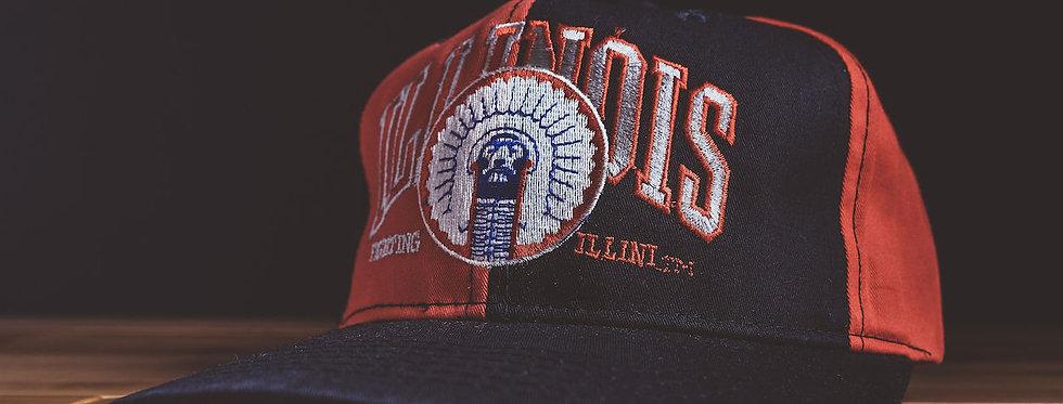 University of Illinois Snapback