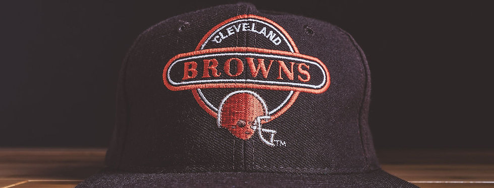 Cleveland Browns Graphic Snapback