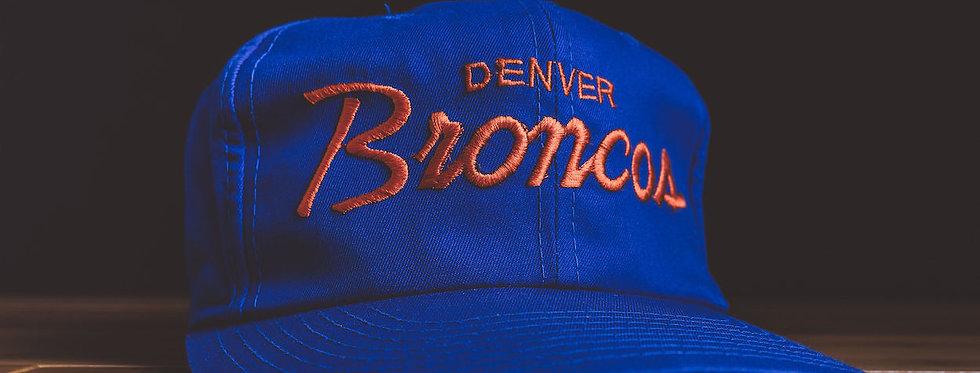 Denver Broncos Snapback